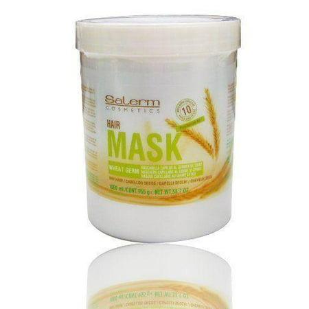Salerm Hair Mask Wheat Germ Conditioning Treatment Hair Mask 33.7