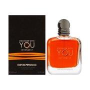 Emporio Armani Stronger With You Intensely for Men 3.4 oz Eau de Parfum Spray