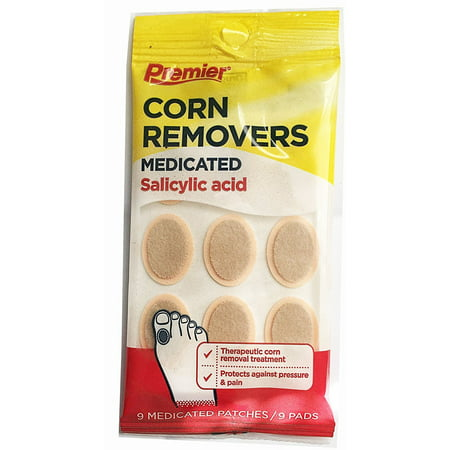 Premier Medicated Corn Remover Pads 9 ea Medicated Corn Removers