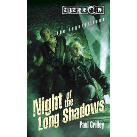 Night of Long Shadows - eBook