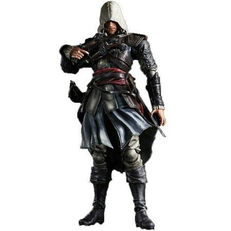 Assassin's Creed Play Arts Kai Edward Kenway Action Figure - Assassin's Creed Edward Kenway
