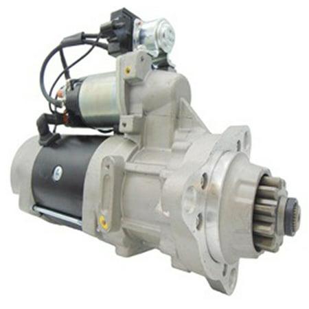 NEW 12V STARTER W/ SMART IMS RELAY FITS VOLVO CAT C11 ENGINE SR9920LH 19011516 (Cat C11)