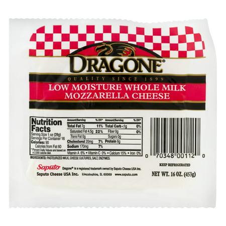 Upc 070348001120 Dragone Wm Mozzarella Chunk Upcitemdb Com