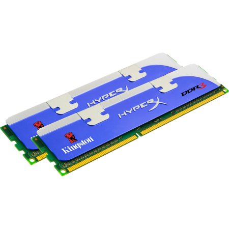 Kingston Hyper X Plug n Play 4 GB Kit (2x2GB Modules) 1600MHz DDR3 Desktop Memory 4 Dual Channel Kit (PC3 12800) 240-Pin (12800 Dual Channel Memory)