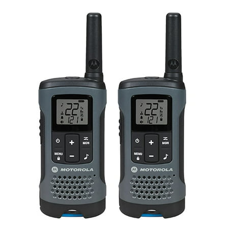 Motorola Talkabout T200 FRS/GMRS 2-Way Radio - 2 Pack