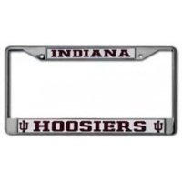 Rico Official NCAA Indiana Hoosiers License Plate Frame 309749