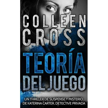 Teoría del Juego : Un thriller de suspense y misterio de Katerina Carter, detective privada - eBook](Juegos De Halloween Y Terror)