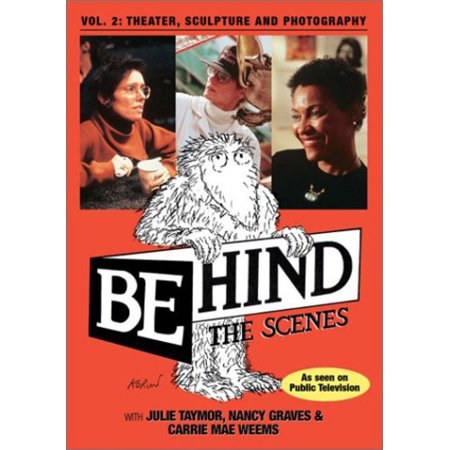 Behind the Scenes: Theatre, Sculpture and Photography (DVD)