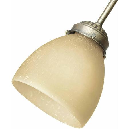 Hunter Fan Company 28892 2.25u0022 Accessory Glass, Amber Linen