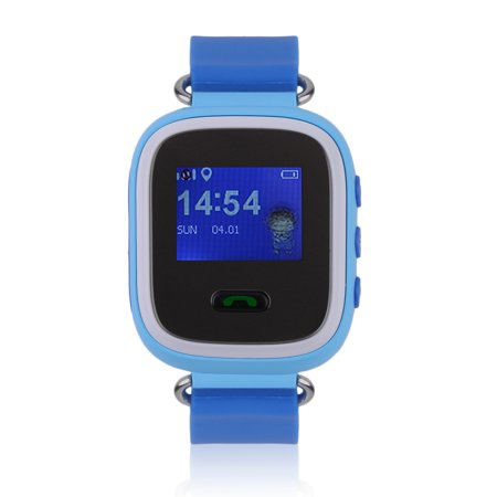 Kids Tracker Watch For Kids Safety Anti-lost Smart Phone GPS Watch Compatible