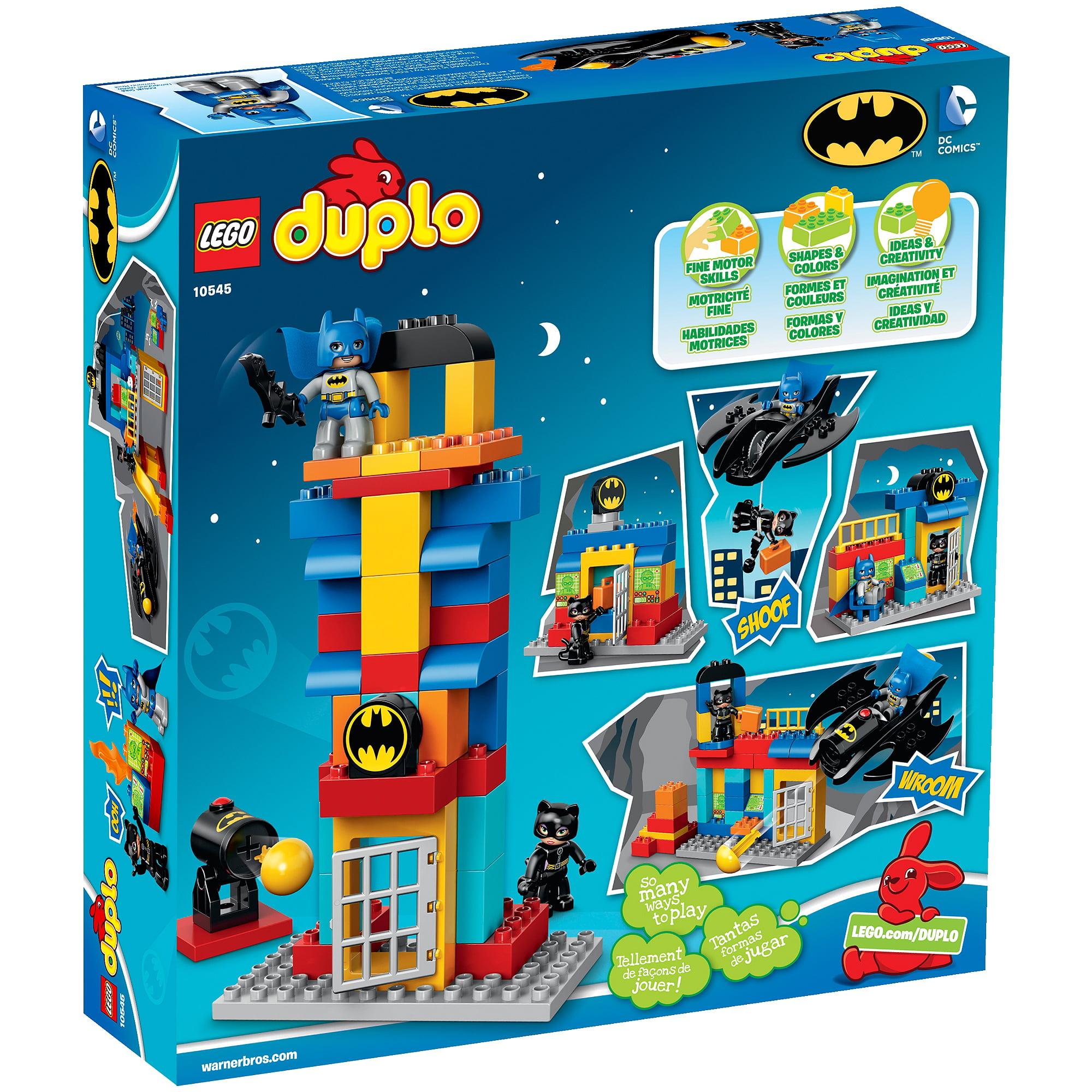 LEGO DUPLO Super Heroes Batcave Adventure