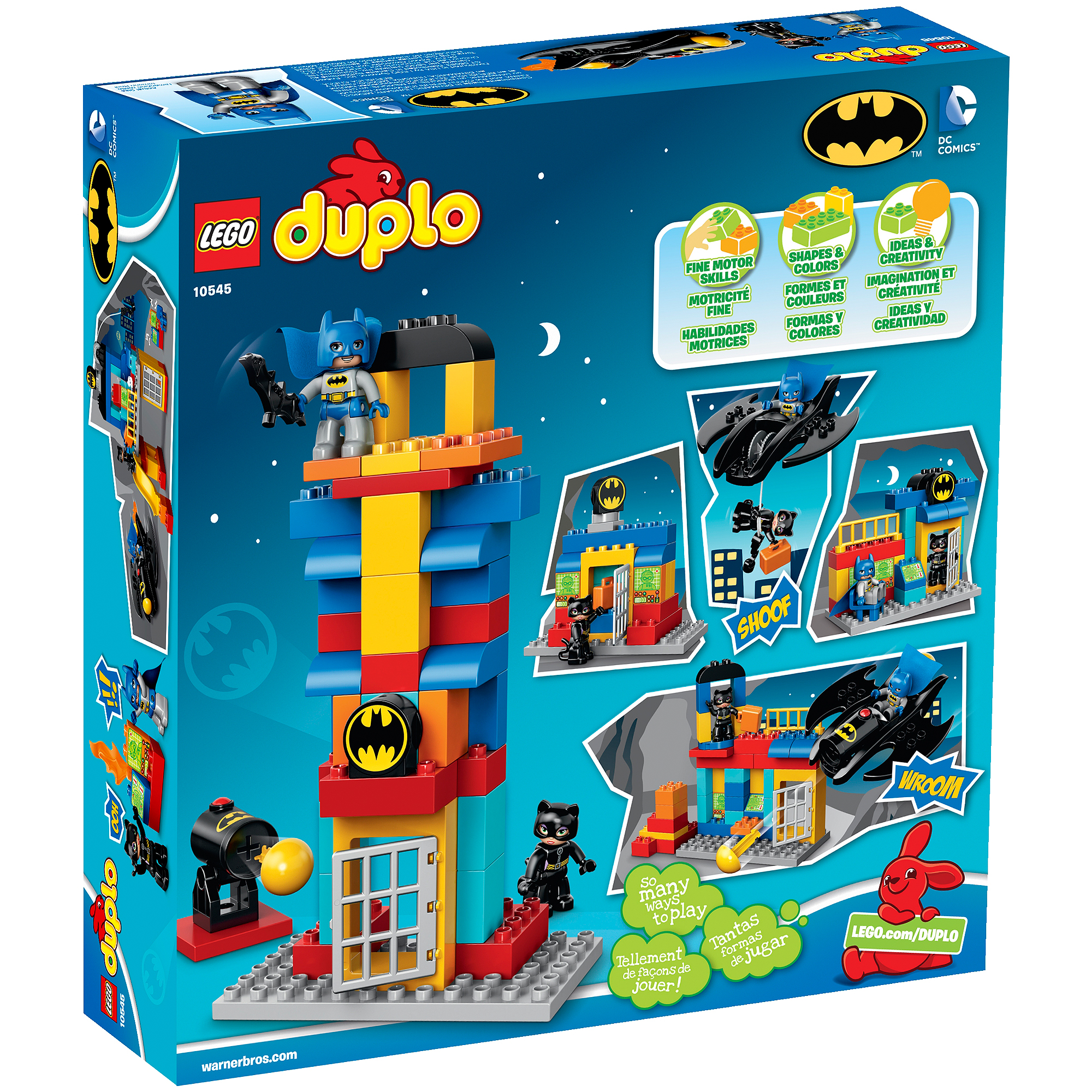 LEGO DUPLO Super Heroes Batcave Adventure