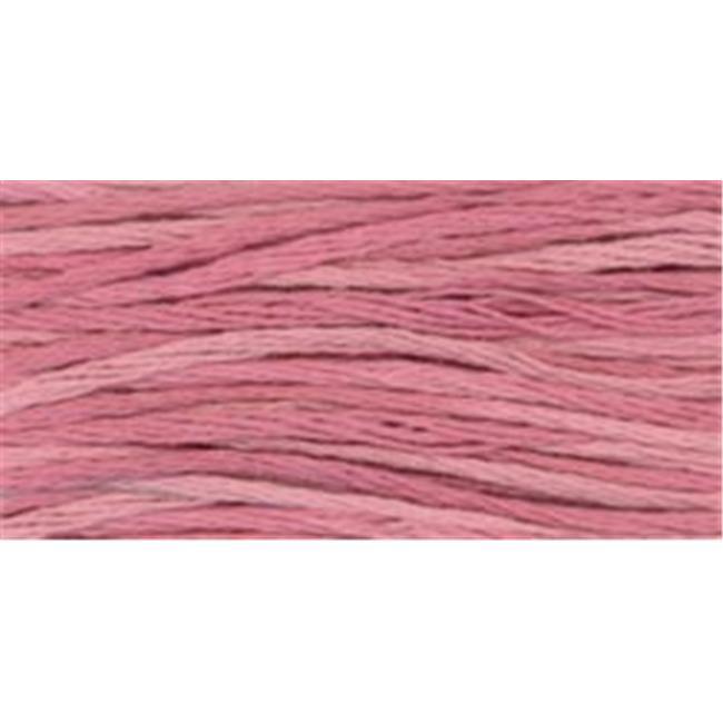 Weeks Dye Works 17778 Weeks Dye Works Six Strand Embroidery Floss 5 Yards-Madison Rose