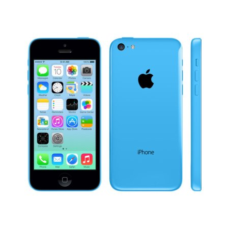 Refurbished Apple iPhone 5c 8GB, Blue - AT&T