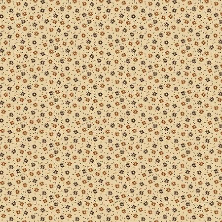 Marcus Fabrics Circa Prairie Basics by Pam Buda Cream Chunky (Chunky Cream)