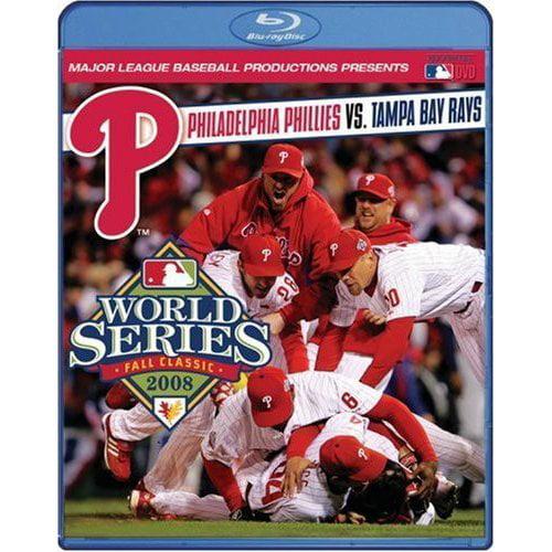 2008 World Series: Philadelphia Phillies Vs. Tampa Bay Rays (Blu-ray) (Widescreen)