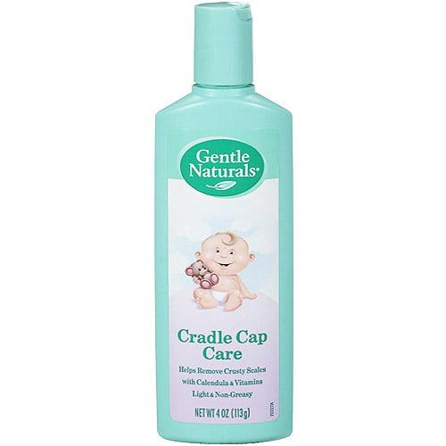 Gentle Naturals Cradle Cap Care, 4 oz