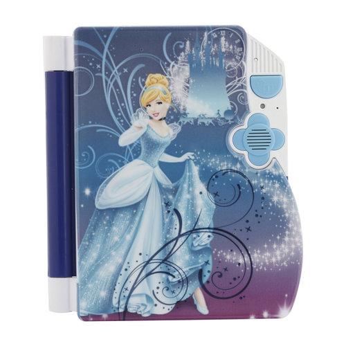 Disney Princess Cinderella Password Journal