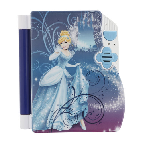 Disney Cinderella Password Journal