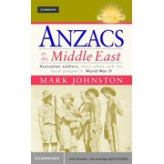 Anzacs in the Middle East - eBook