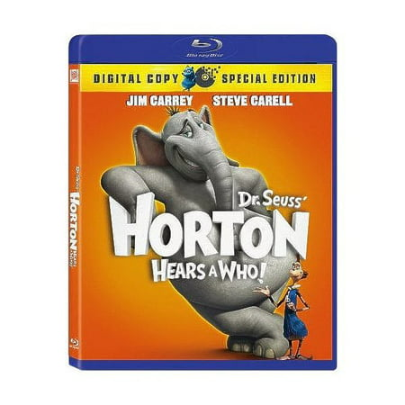 Horton Hears A Who Boy (Horton Hears A Who (Blu-ray))