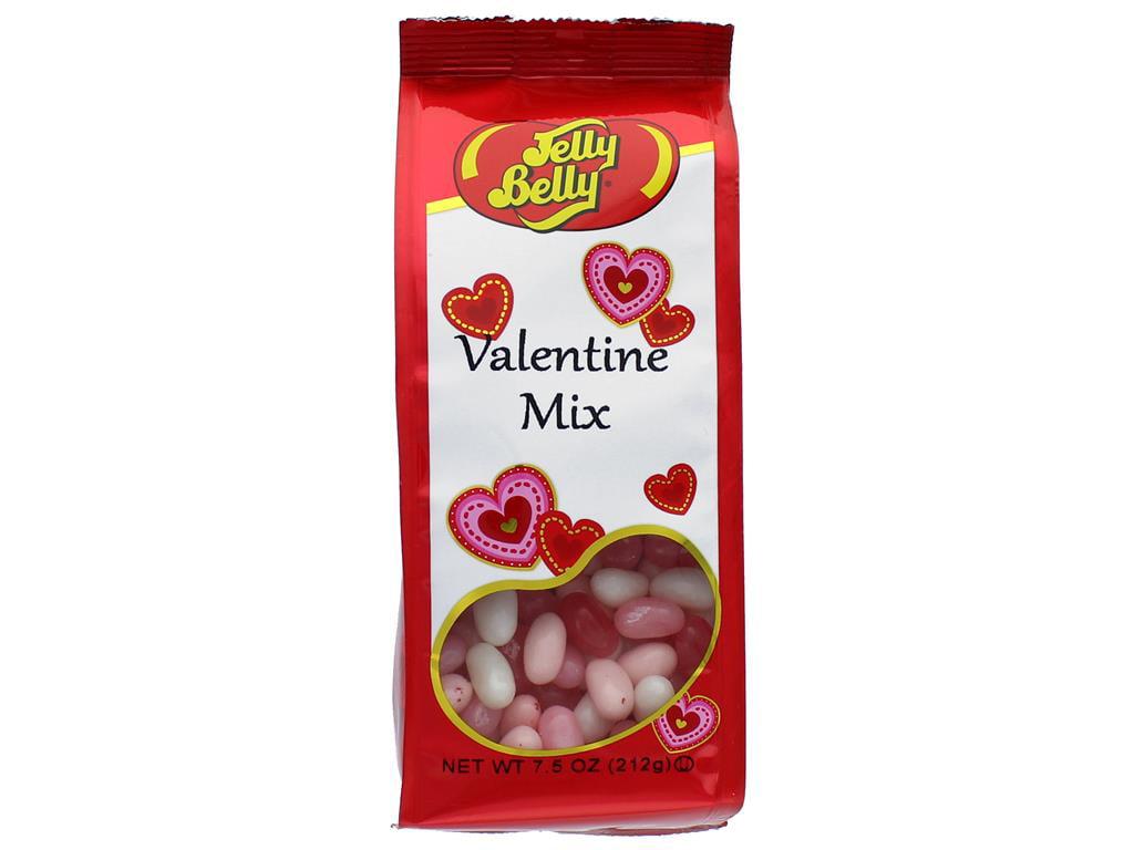 Jelly Belly Jelly Beans 7.5oz Valentine Mix by Jelly Belly Candy Company