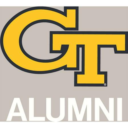 Georgia Tech Yellow Jackets Transfer Decal - Alumni