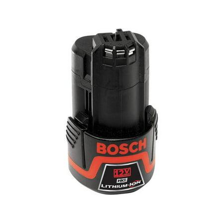 Bosch BAT413A Replacement (2 Pack) 12V Max Lithium-Ion 1.5 Ah High Capacity Battery # BAT413A-2PK (Bosch High Capacity Battery)