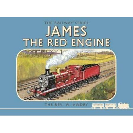 Thomas the Tank Engine the Railway Series : James the Red