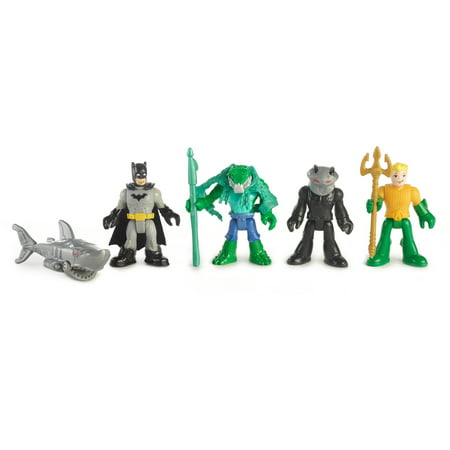 Imaginext DC Super Friends DC Super Heroes & Villains - Super Hero Females