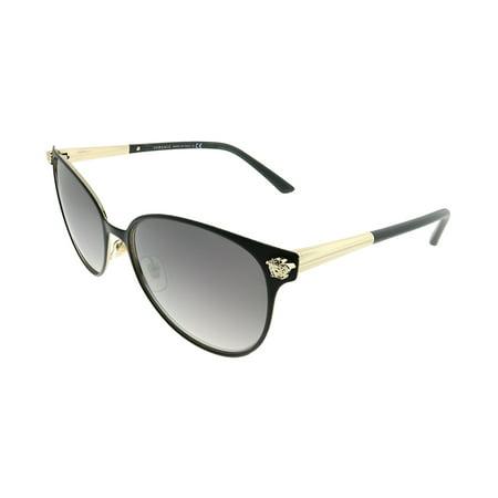 Versace  VE 2168 13776I Womens  Round (Versace Diamond Sunglasses)