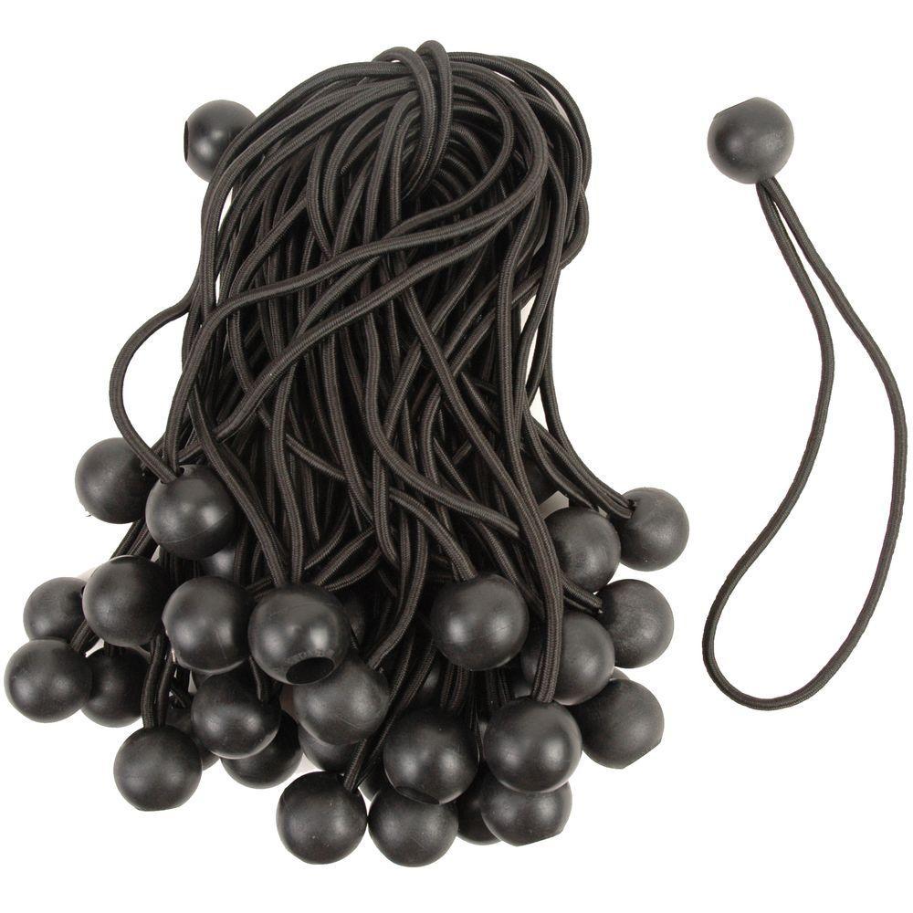 Sigman 6 in. Tarp Ball Bungee (100-Pack)