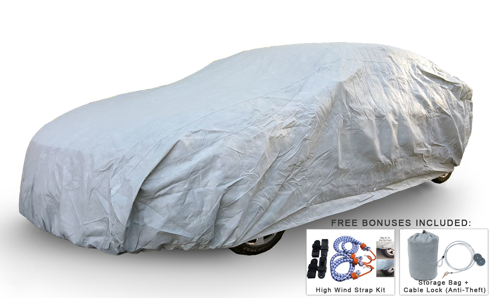 Weatherproof Car Cover For Mazda Miata MX 5 (RF) 2016 2018