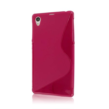 MPERO FLEX S Series Protective Case for Sony Xperia Z1 C6906 - Hot