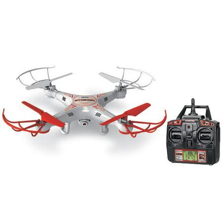 Striker Spy Drone w/ Camera - 2.4GHz 4.5CH RC (Rc Tank W Camera)