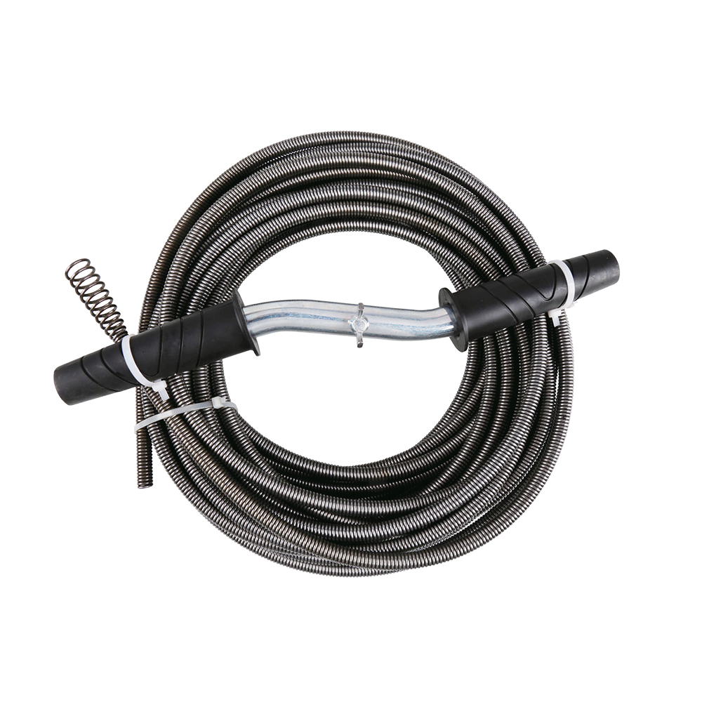 THEWORKS 1/2 in. x 50 ft. DRAIN AUGER