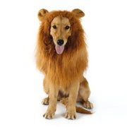 Large Pet Costume Dog Lion Wigs Mane Hair Scarf Party Fancy Dress Clothes Dog Costume Festival Party Fancy Dress Halloween