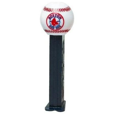 Pez Candy MLB Boston Red Sox Single Dispenser
