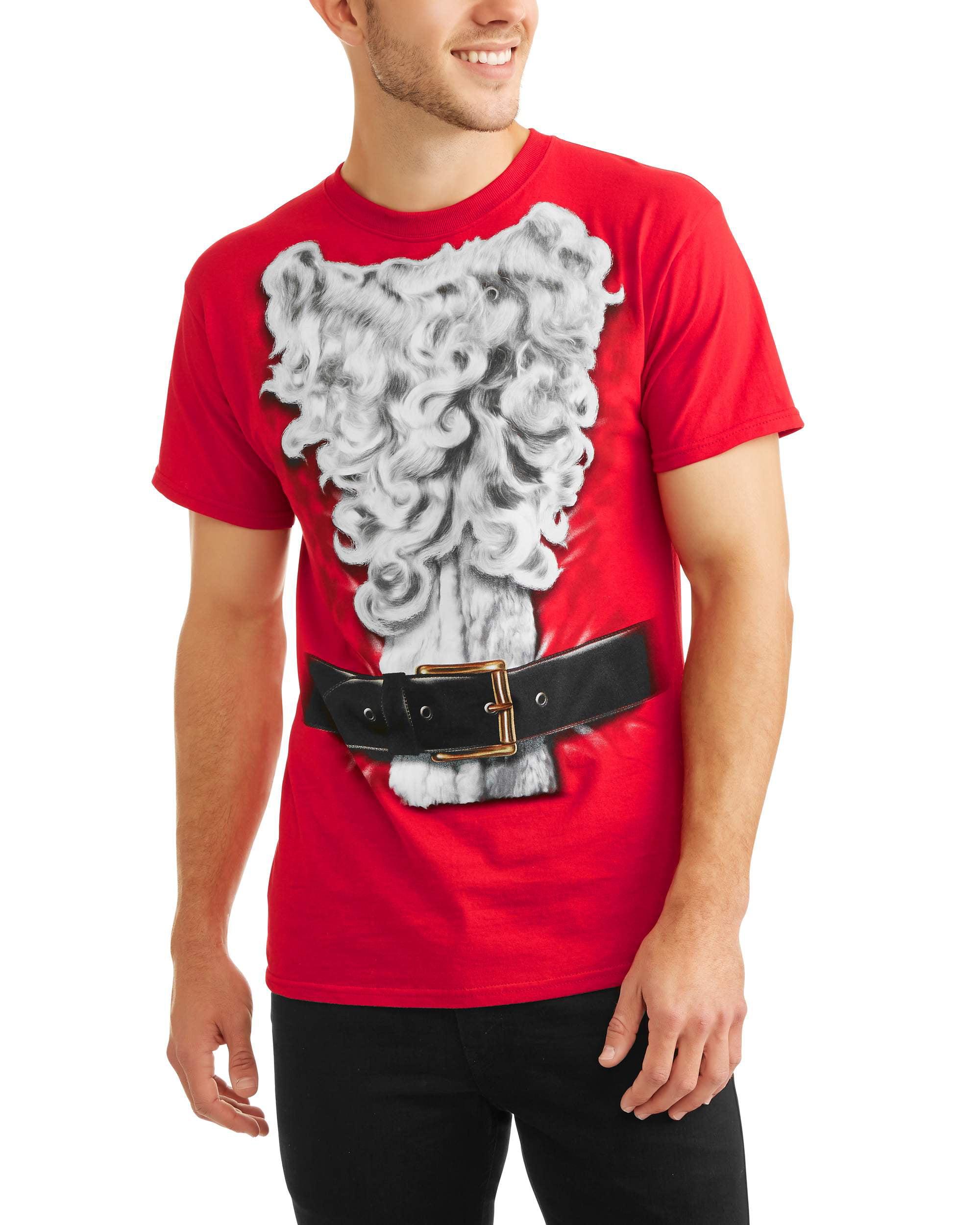 Santa Suit Men's Graphic T-Shirt