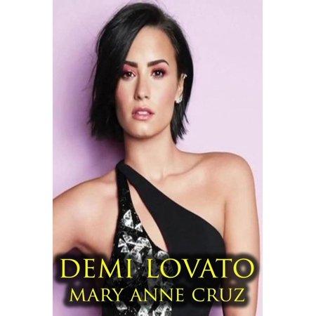 Demi Lovato - eBook - Demi Lovato Halloween