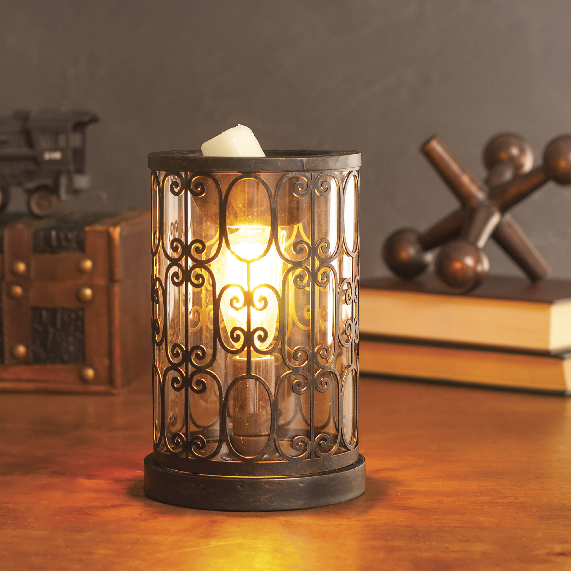 ScentSationals Edison Wax Warmer, Sienna
