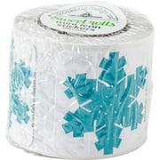 Snowflake Sweet Rolls Mini Icon Stickers - Doodlebug