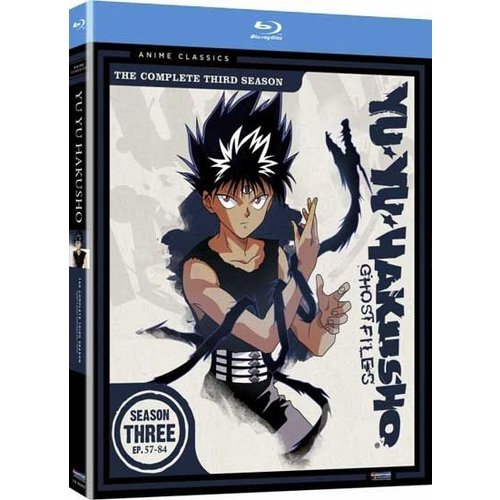 Yu Yu Hakusho: Season Three (Blu-ray) (Japanese)