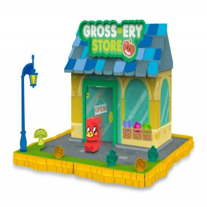 Moshi Monsters Bobble Bots Gross-ery Store