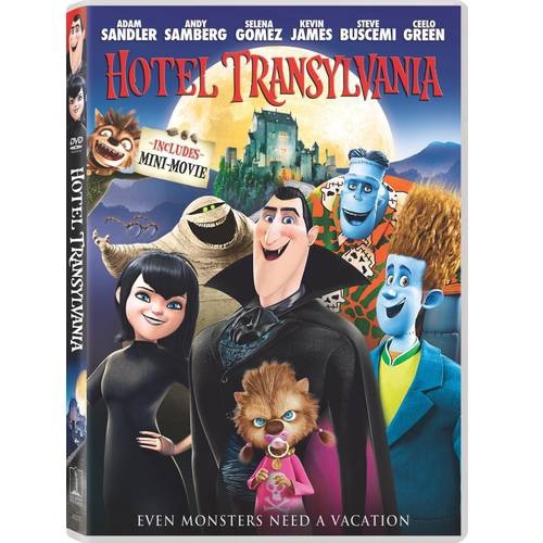 Hotel Transylvania (With INSTAWATCH) (Widescreen)
