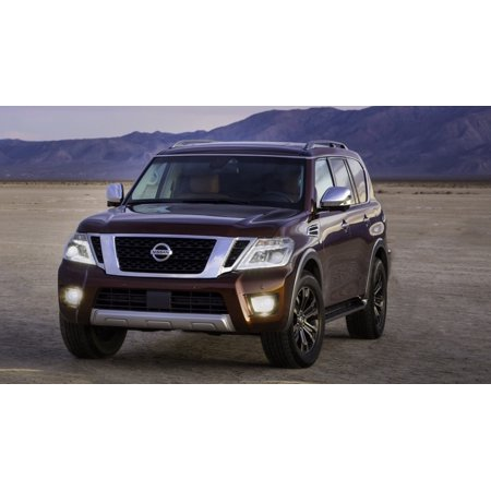 2017 2018 2019 Nissan Armada Xenon Fog Lamps Driving Lights Y62