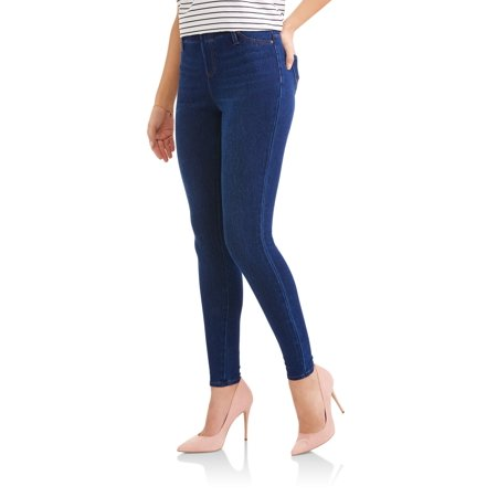 (Time and Tru Women's Full Length Soft Knit Color Jegging)