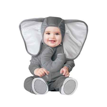 Baby Elephant Infant Costume (Baby Bulldog Costume)