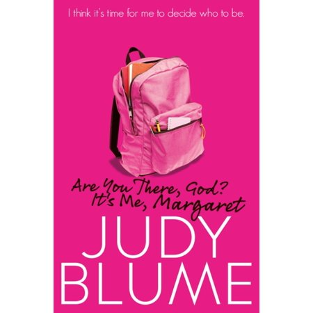 Are You There God? It's Me Margaret (Paperback) (God Lead Me To The Right Job)