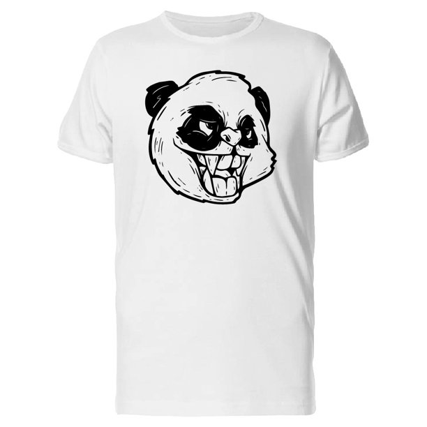 Creepy Panda Tee Men's -Image by Shutterstock